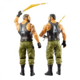 wwe battle pack 62 authors of pain - rear
