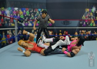 wwe bret hart king of the ring 1993 figure review - figure four to mr. perfect
