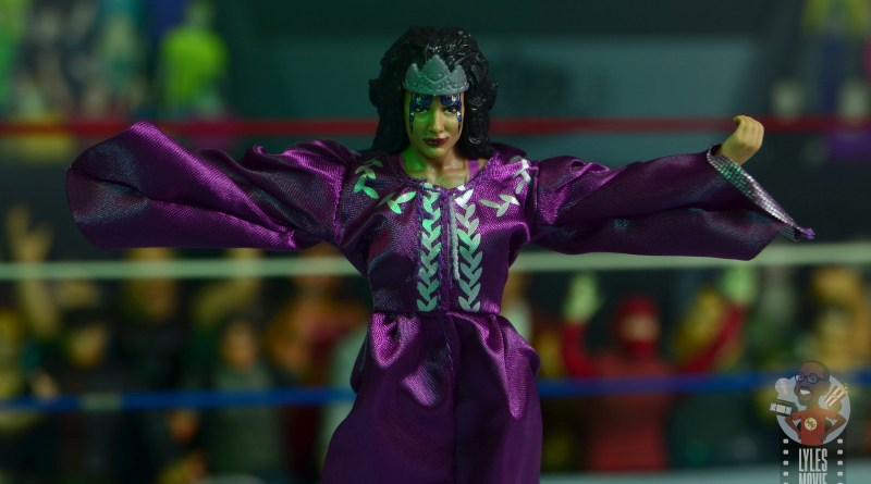 wwe elite sensational sherri figure review - main pic