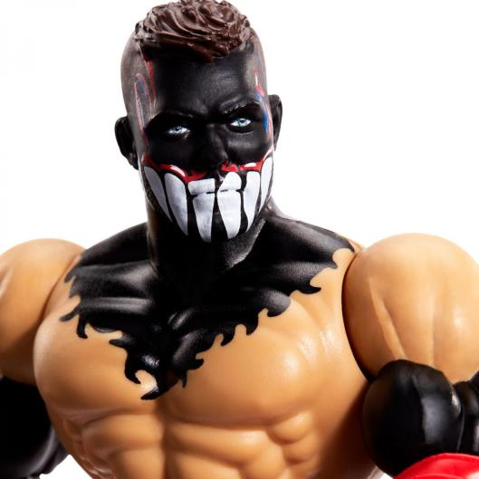 wwe masters of the universe finn balor - close up