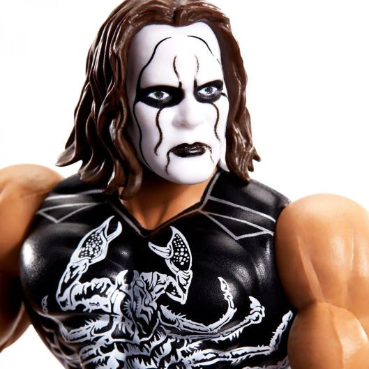 wwe masters of the universe sting - close up