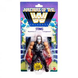 wwe masters of the universe sting - front package