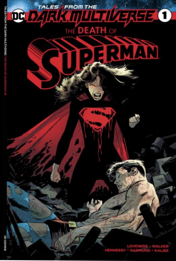 tales from the dark multiverse: death of Superman 1