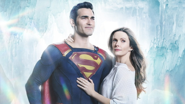 Superman and Lois tv series