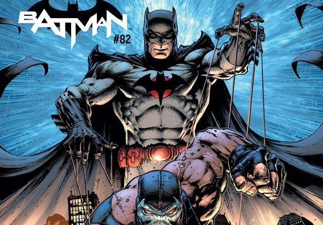 batman #82 cover
