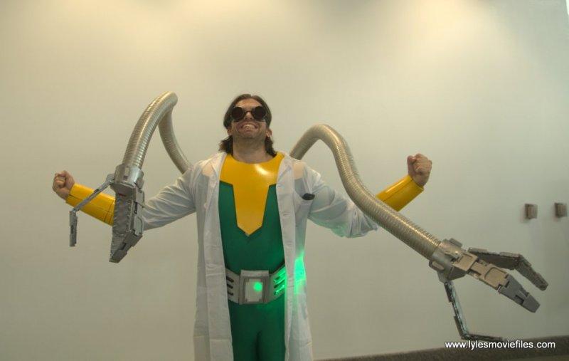 Baltimore Comic Con 2019 cosplay - doctor octopus