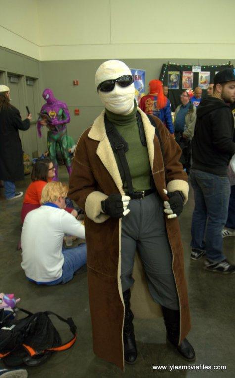 Baltimore Comic Con 2019 cosplay - doom patrol negative man