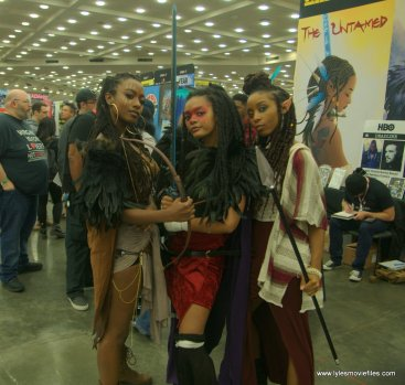 Baltimore Comic Con 2019 cosplay - untamed cosplayers