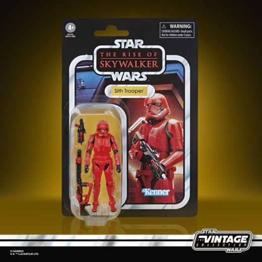 STAR WARS THE VINTAGE COLLECTION 3.75-INCH SITH TROOPER Figure - in pck