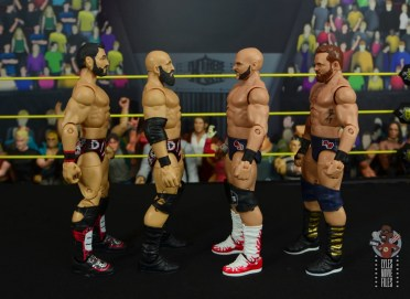 WWE Hall of Champions DIY figure review - facing the revival