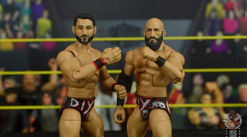 WWE Hall of Champions DIY figure review - main pic