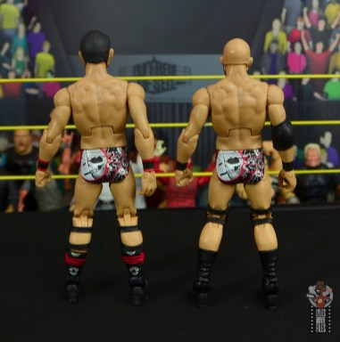 WWE Hall of Champions DIY figure review - rear