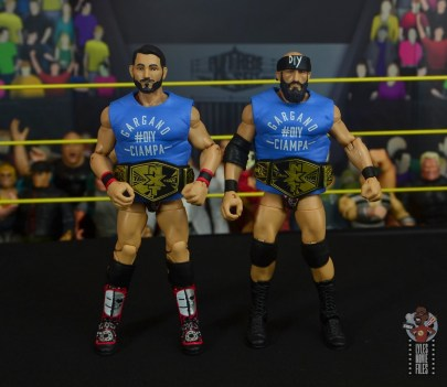 WWE Hall of Champions DIY figure review - ring gear front