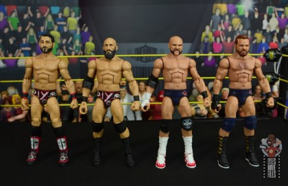 WWE Hall of Champions DIY figure review - scale with the revival