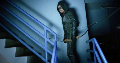 arrow starling city review -green arrow as the hood