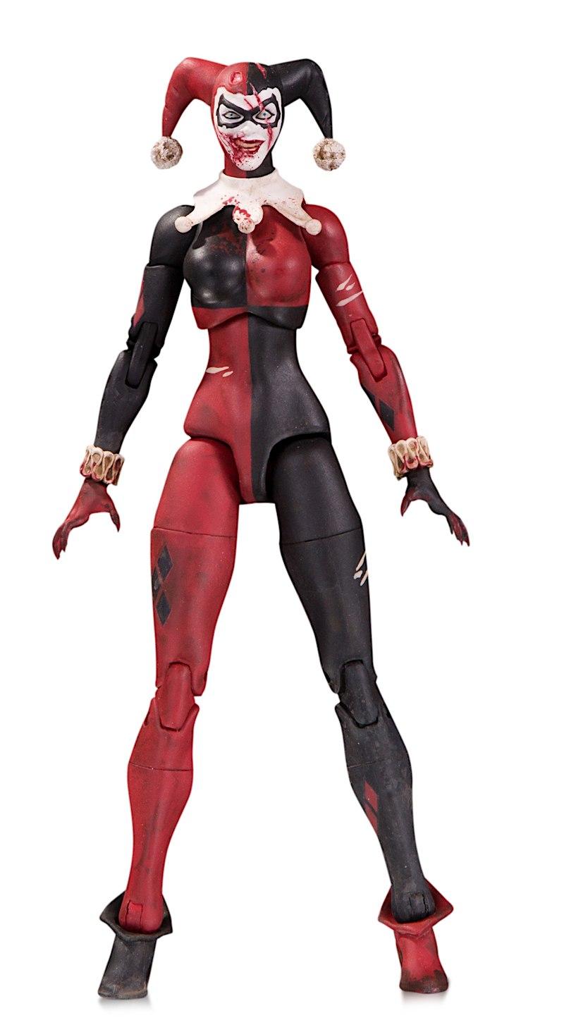 DC Essentials Harley Quinn 7 inch Action Figure