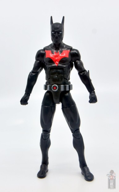 dc multiverse batman beyond figure review - front