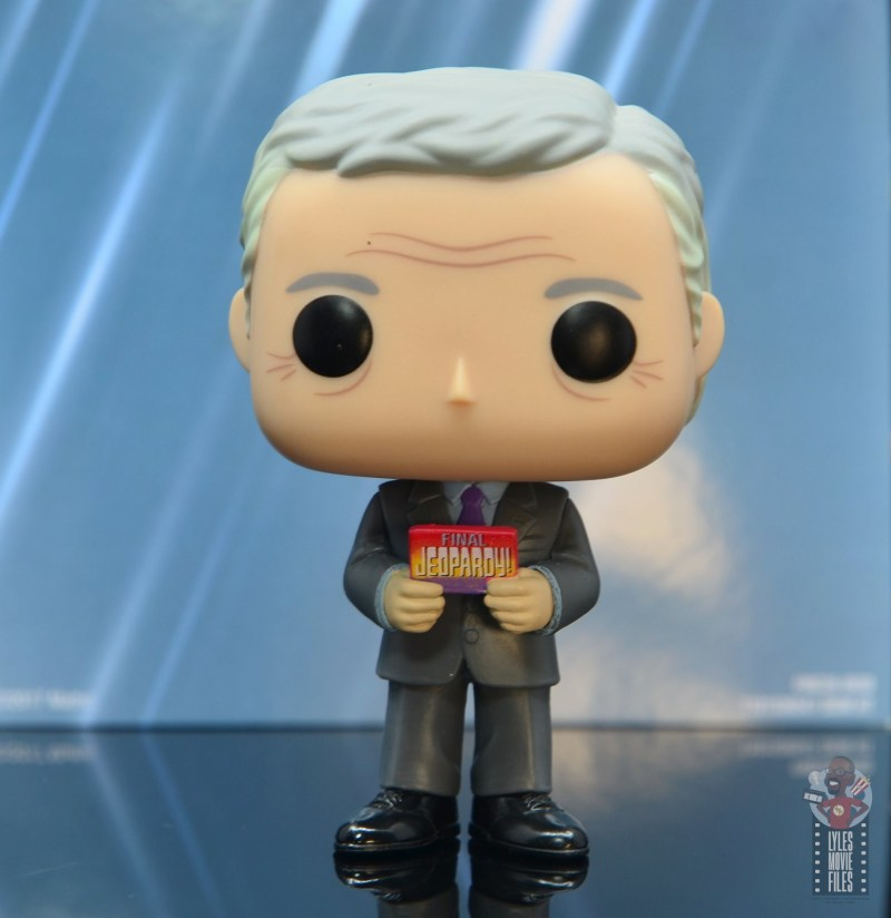 funko pop alex trebek figure review - wide shot