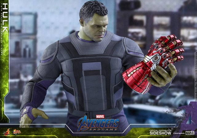 hot toys avengers endgame hulk figure -main pic