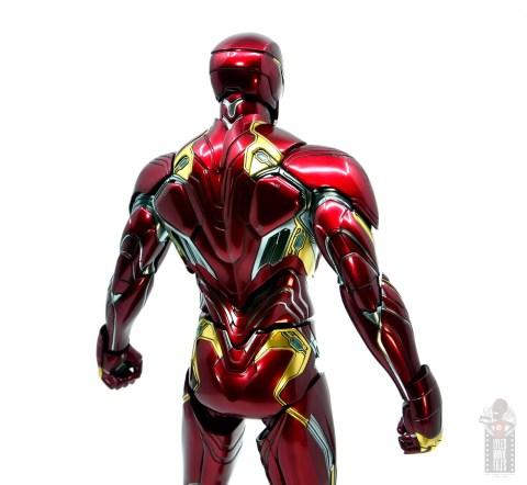 hot toys avengers infinity war iron man figure review - rear detail