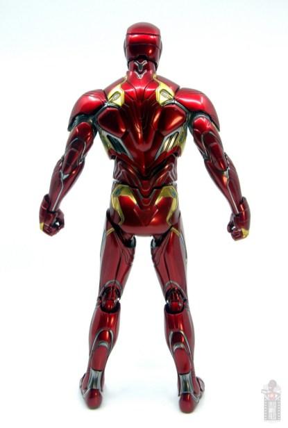 hot toys avengers infinity war iron man figure review - rear