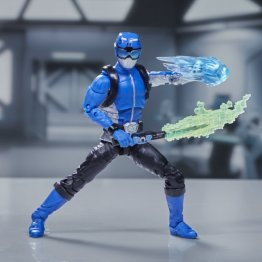 power rangers lightning collection wave 3 - Blue Ranger_1