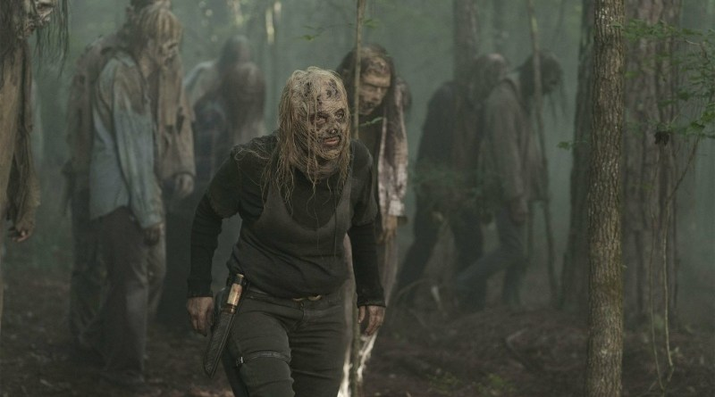 the walking dead we are the end of the world - alpha