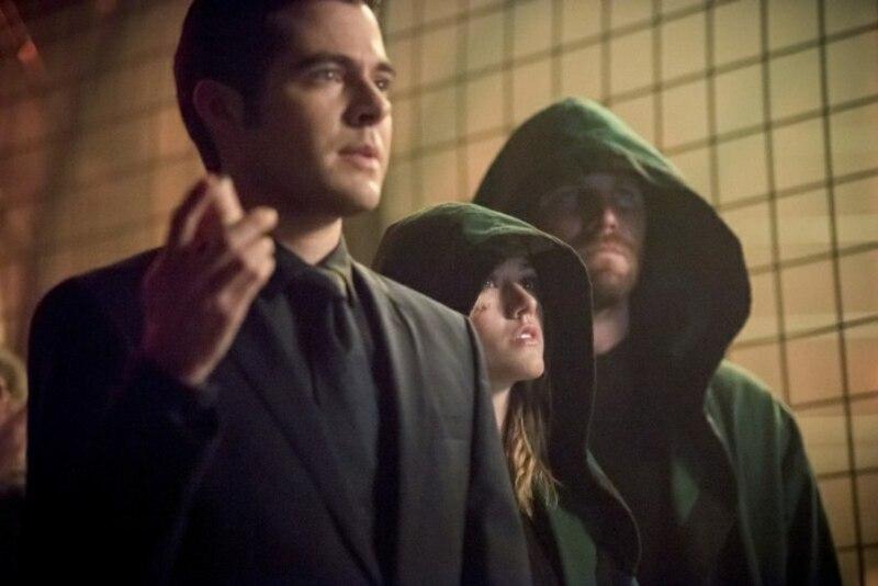 Arrow - prochnost review - William, Mia and Oliver