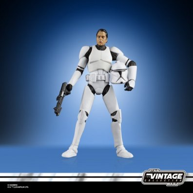 STAR WARS THE VINTAGE COLLECTION 3.75-INCH CLONE COMMANDER (1)