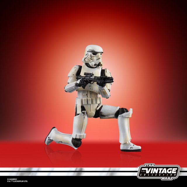 STAR WARS THE VINTAGE COLLECTION 3.75-INCH STORM TROOPER Figure (1)