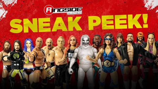 WWE ringside fest 2019