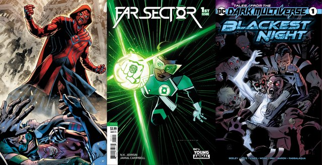 dc comics reviews 11-13-19