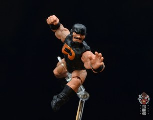 marvel legends alpha flight figure set review - puck - leaping into the fray