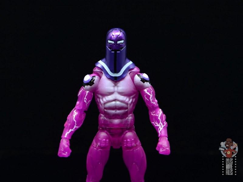marvel legends living laser figure review - wide shot