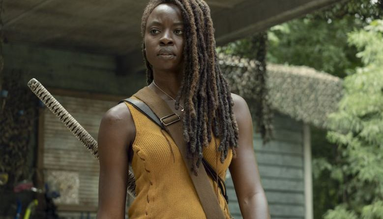 the walking dead - the world before review -michonne