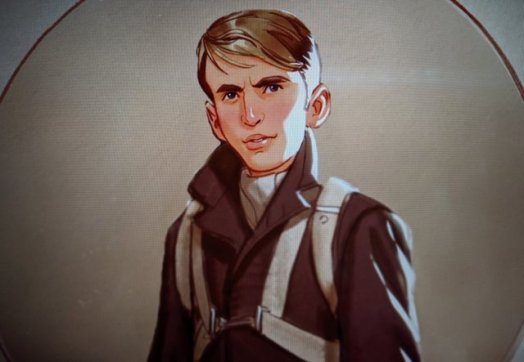 what if concept art - steve rogers