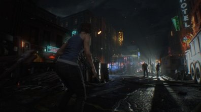 RE3_Jill_Surface_Streets