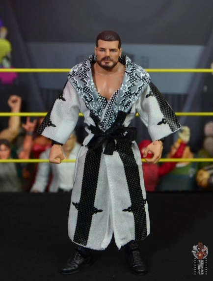 WWE Entrance Greats Bobby Roode figure review - robe front