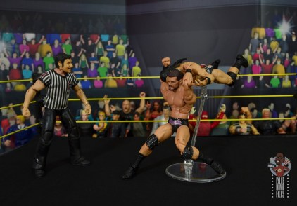 WWE Entrance Greats Bobby Roode figure review - tko to drew mcintyre