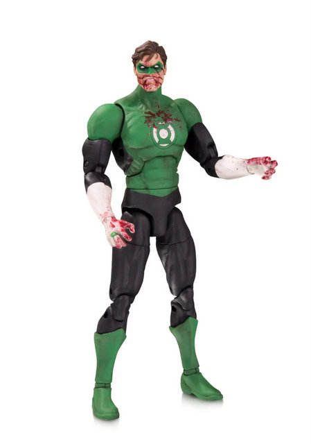 dc collectibles dceased green lantern figure