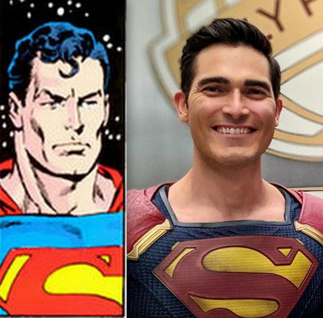 earth-1 superman