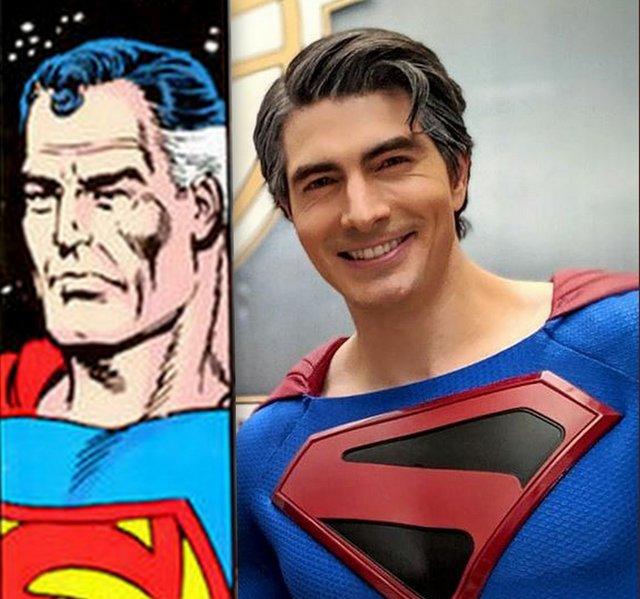 earth-2 superman and kingdom come superman