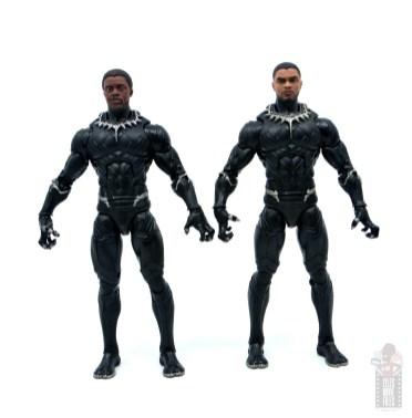 marvel legends black panther civil war 2019 figure review - with first civil war figure