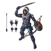 marvel legends black widow wave - taskmaster full