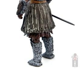 marvel legends m'baku figure review - skirt detail