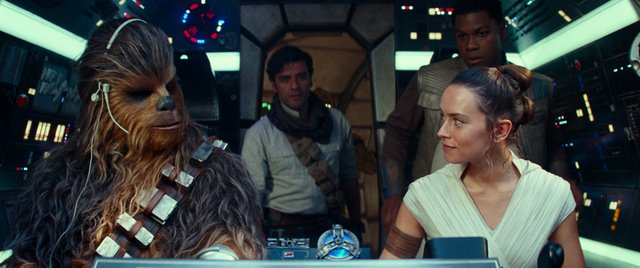 star-wars-the-rise-of-skywalker-review-chewbacca-poe-finn-and-rey