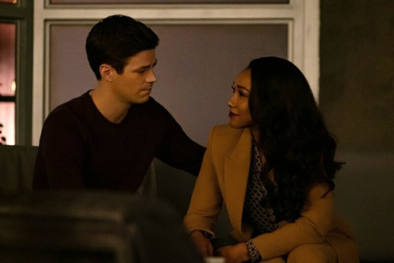 the flash the last temptation of barry allen part 2 review - barry and iris