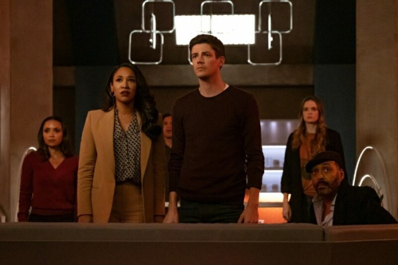the flash the last temptation of barry allen part 2 review - team flash