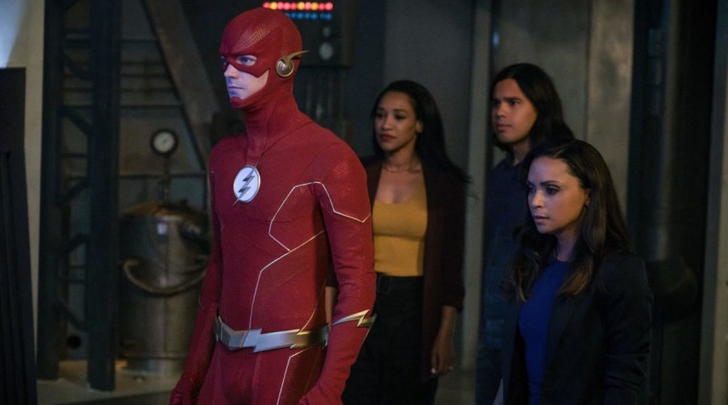 the flash the last temptation of barry allen part 2 review - the flash, iris, cisco and cecile