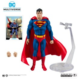McFarlane toys dc multiverse - Superman collage